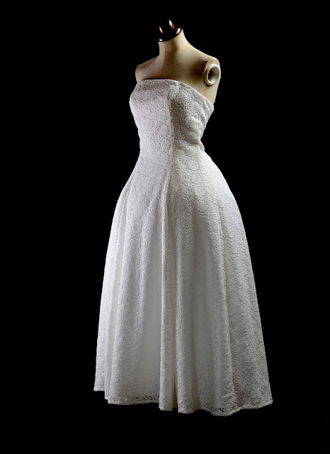 Audrey Hepburn style 1950s wedding dress - 2016 bridal collection by alexandra king