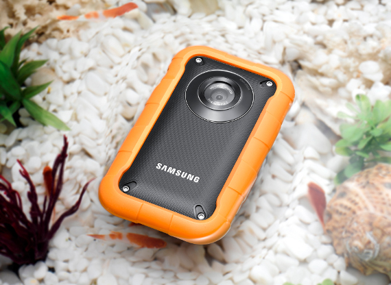 Kamera W350