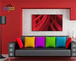 Juegos de Escape Colorful Room Escape