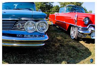 Pontiac Boneville  Cadillac DeVille von Fotograf Gunnar Lexow-Joerss