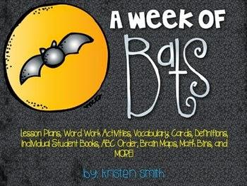 http://www.teacherspayteachers.com/Product/A-week-of-Bats-Word-Work-Vocabulary-Math-Bins-Lesson-Plans-and-more-354825