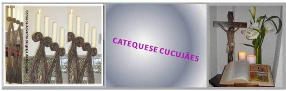 CATEQUESE CUCUJAES