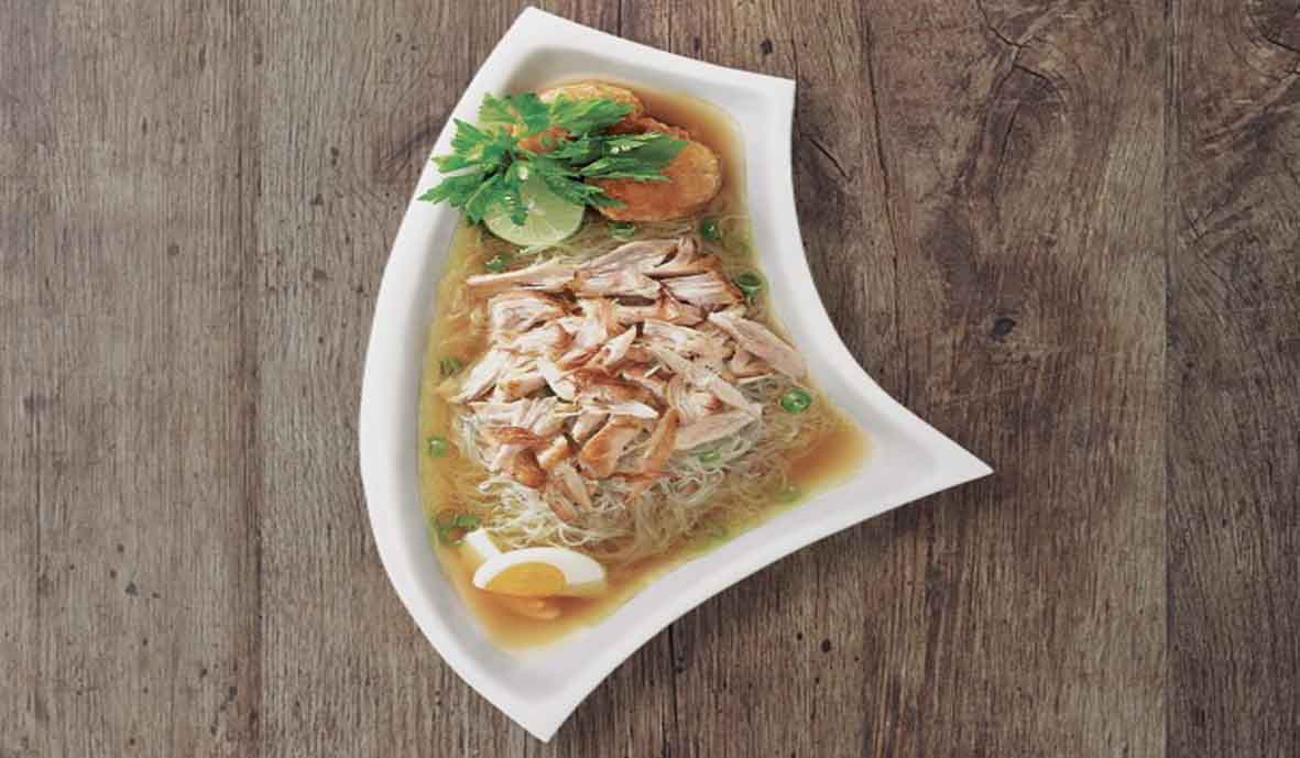 Resep Soto Ayam