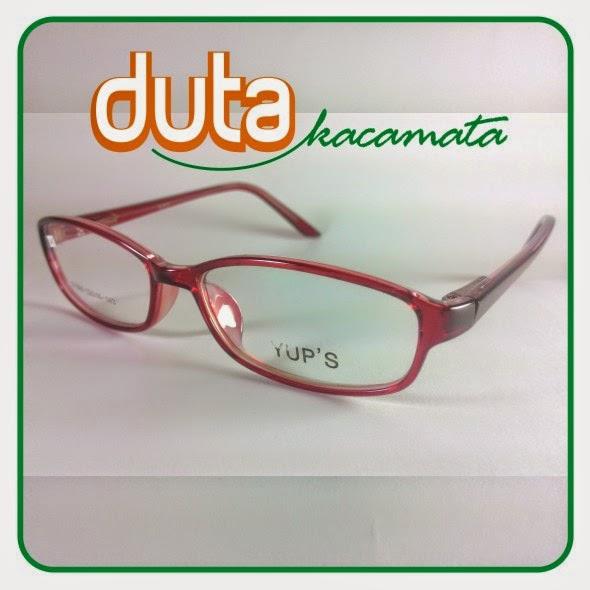 Yups Merah Toko Jual Frame Kacamata Minus Murah Online