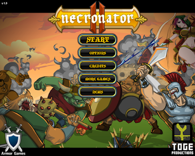 Wills Video Games: Necronator 2