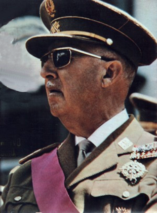 Francisco Franco y Bahamonde
