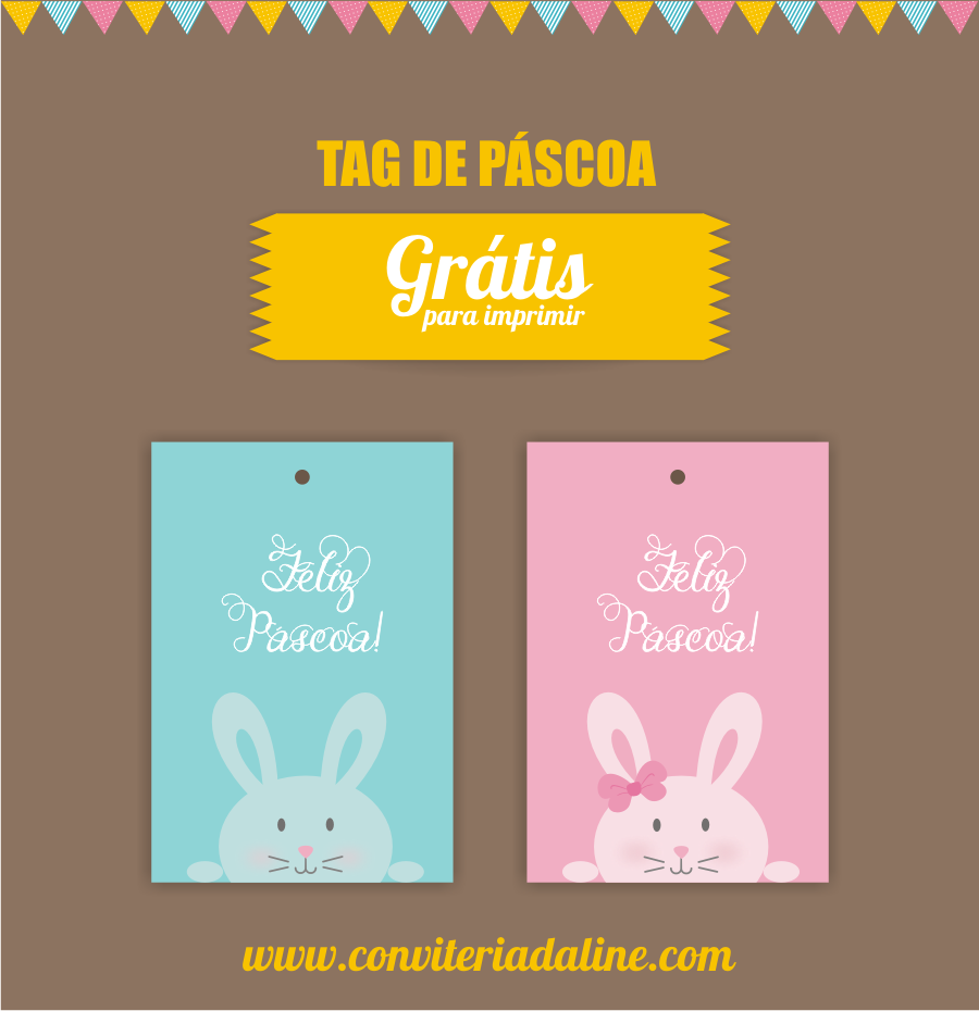 tag de pascoa gratis para download