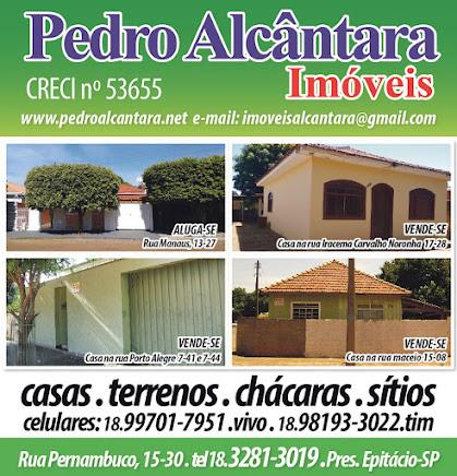 PEDRO ALCÃNTARA