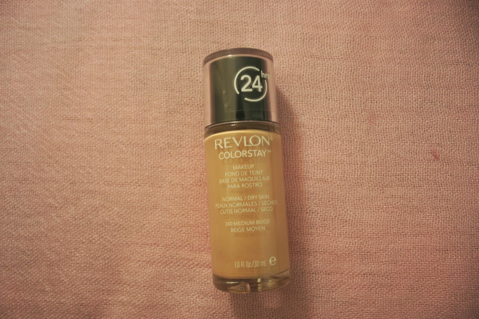 Hair And Makeup By Gerlie Cruz: Review: Revlon Colorstay Liquid ...