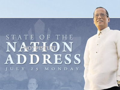 state of the nation address of president benigno noynoy aquino iii On july 26, 2010, the fifteenth president of the republic of the philippines, his excellency, president benigno s aquino iii, formally delivered his first-ever state of the nation address (sona.
