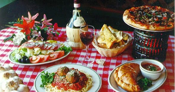 The food culture of italians