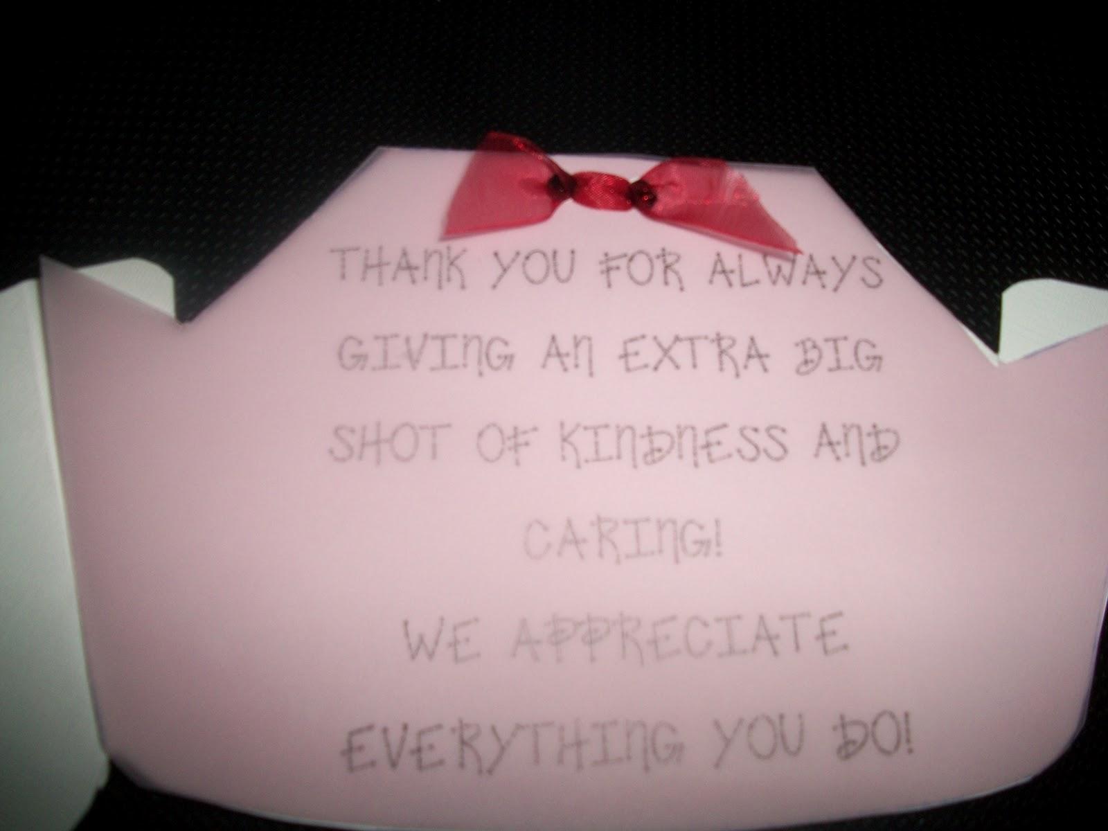 Creative bling nurses week card m4hsunfo