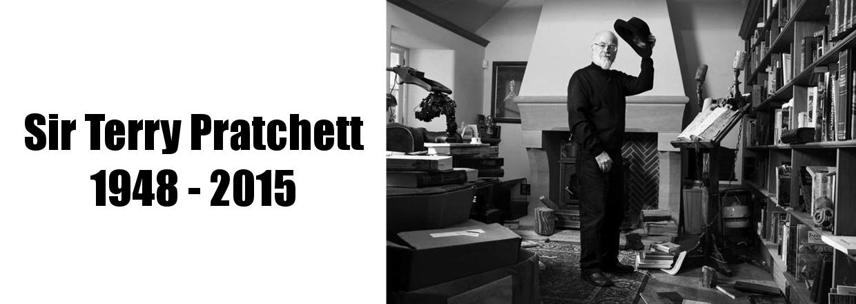 R. I. P. Terry Pratchett (1948 – 2015)