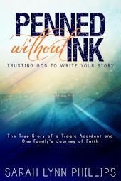 Penned Without Ink will draw you into the true story of one family's journey of faith.