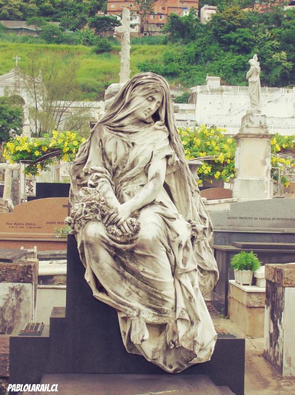 Dead Bride,Cemitério São João Batista,Saint John the Baptist Cemetery,Rio de Janeiro, Brazil, Pablo Lara H Blog, pablolarah