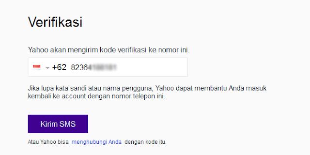cara membuat akun email yahoo, cara mudah membuat yahoo mail, membuat emai yahoo
