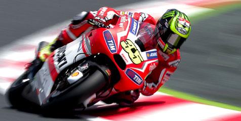 Tinggalkan Ducati, Crutchlow Ogah Banyak Bicara