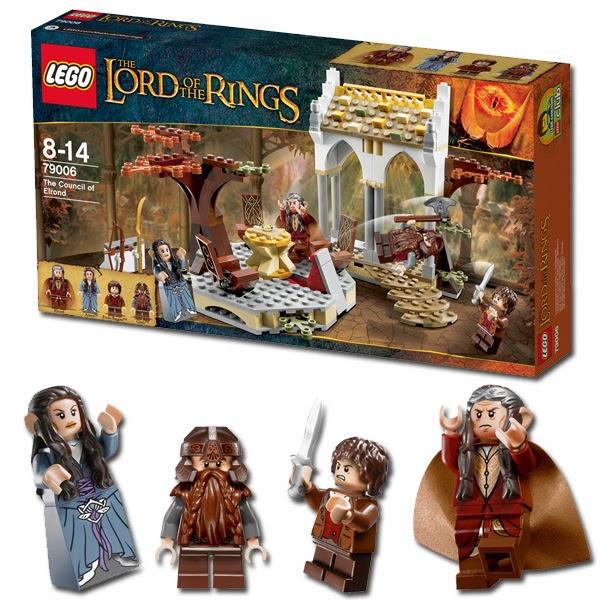 El Concilio de Elrond se sortea en De Fan a Fan