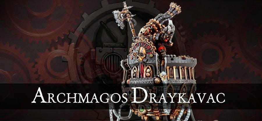 Archmagos Draykavac / Magos Prime