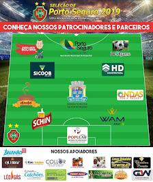 Patrocinadores e  Colaboradores da Seleção de Porto Seguro