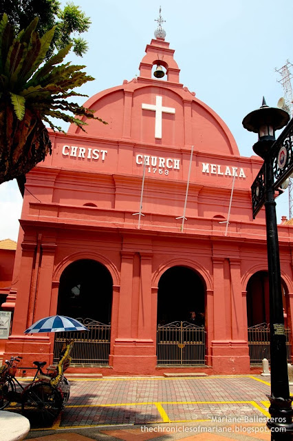 malacca christ church