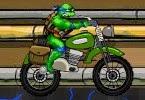 Ninja Motoru Sürme