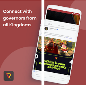 Social App of the Month - Rise of Kingdoms