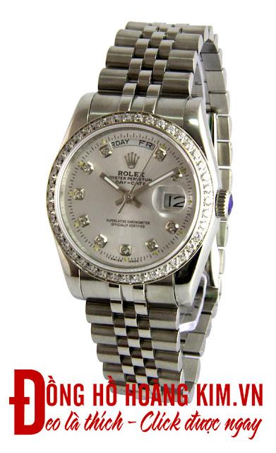 Đồng hồ nam chính hãng tại quận Cầu Giấy