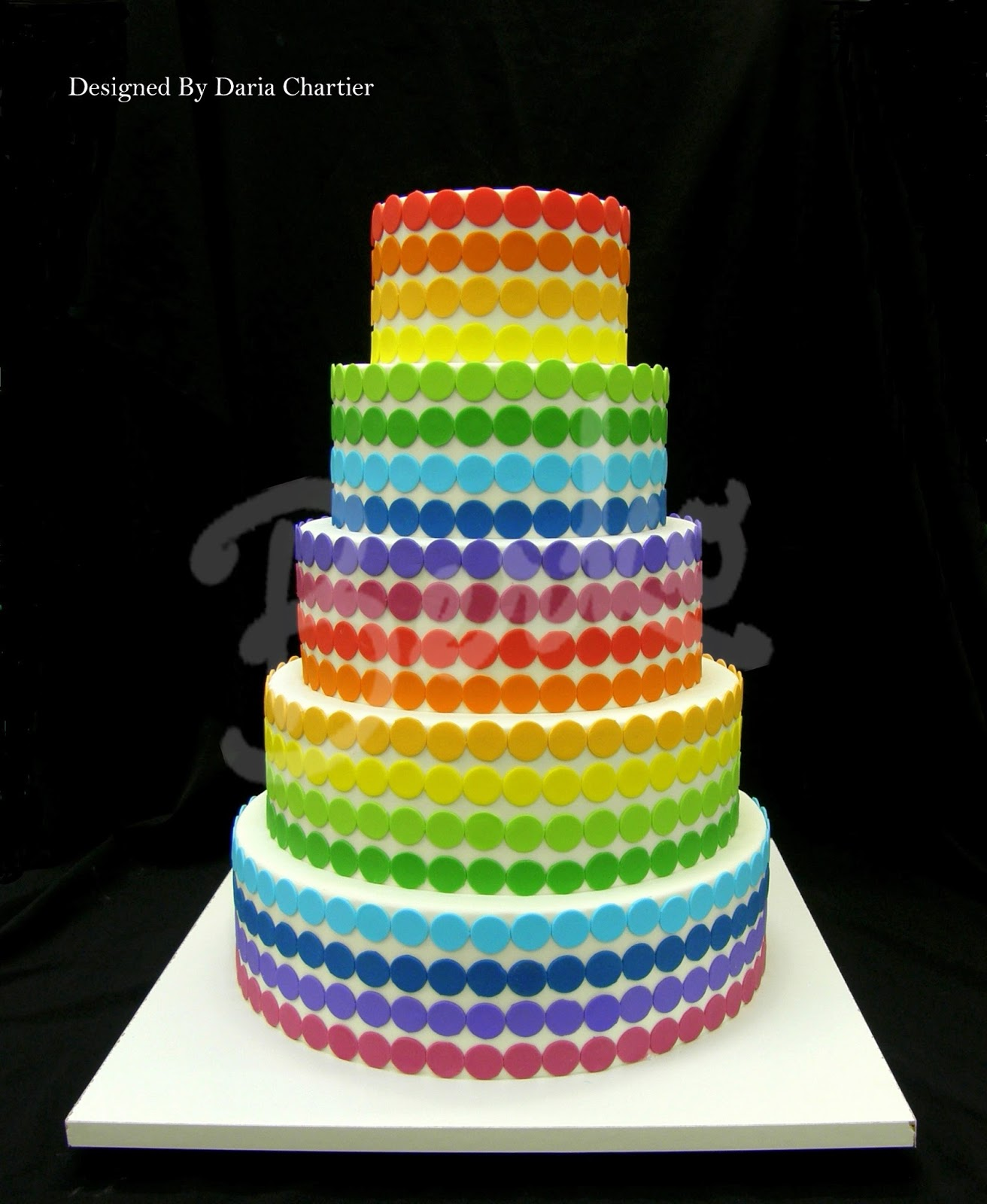 Berko Wedding Cake