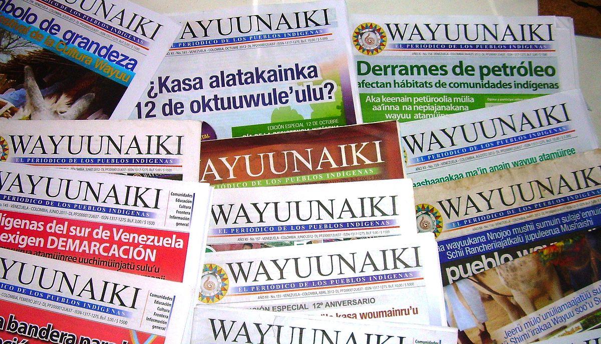 Wayuunaiki Edición Impresa