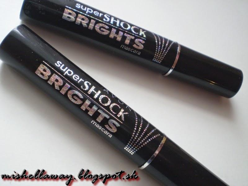 AVON SuperSHOCK Brights riasenka