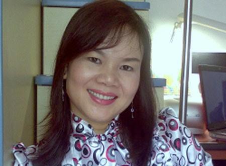Bà Phan Thị Bích Hằng.