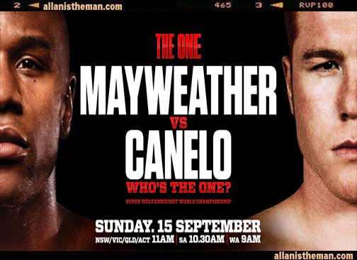 Floyd Mayweather vs Canelo Alvarez Fight Free Live Streaming