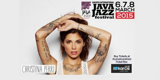 Christina Perri Dipastikan Akan Meramaikan Java Jazz 2015