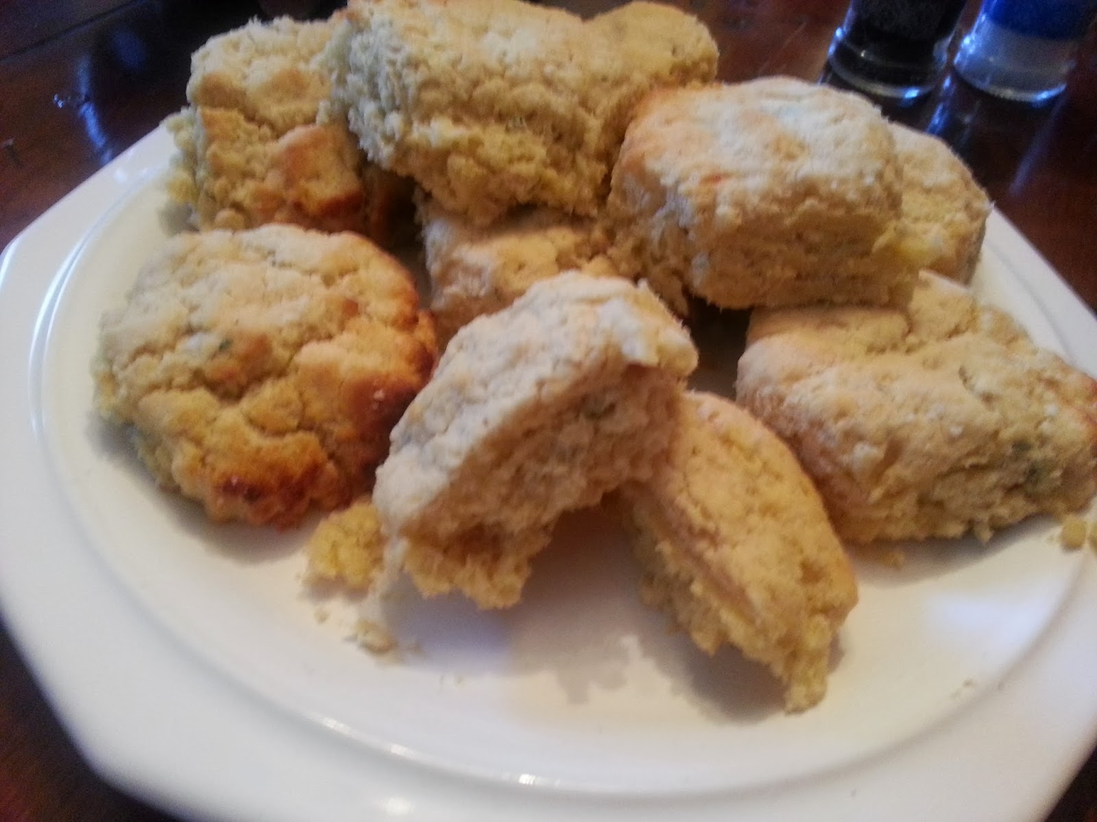 Gluten-free Savory Biscuit Recipe | Navigating Hectivity by Micki Bare