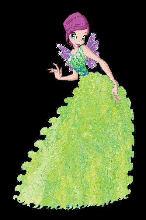 Tecna Butterflix By Bloom2