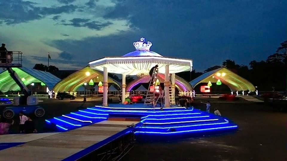 Gambar Persiapan Perkahwinan Tengku Mahkota Johor & Cik Khaleeda Bustaman