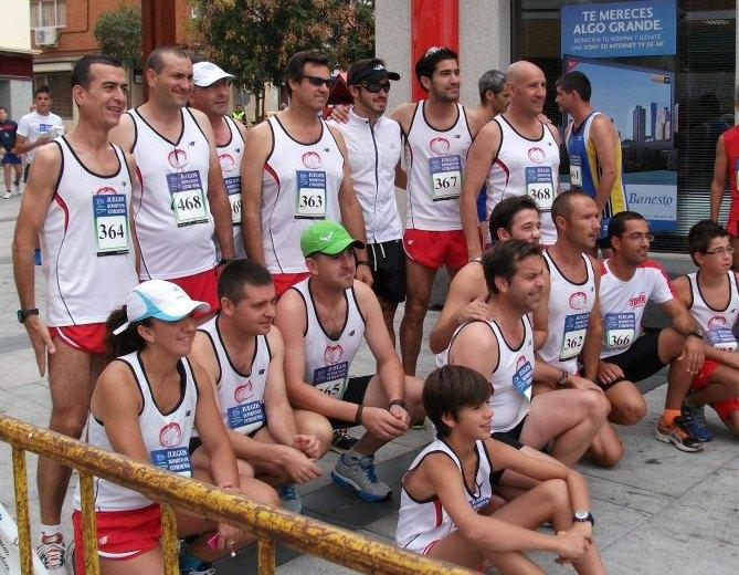 Club de Atletismo Tomate Running de Miajadas