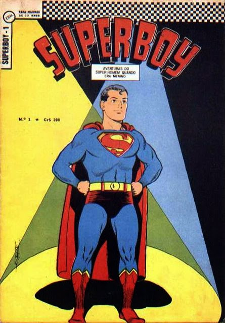 SUPERBOY Nº 1