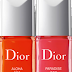 Esmaltes Dior Primavera Verão: Luxo