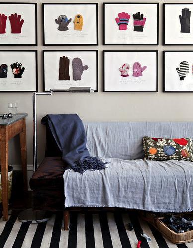 Decoraci n dise o de interiores cuadros diferentes - Cuadros originales para dormitorio ...