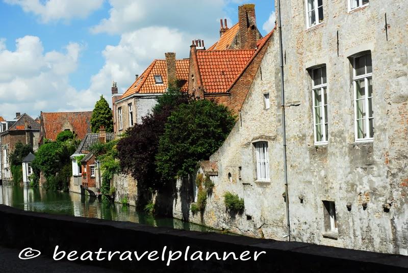 Bruges - Case tipiche