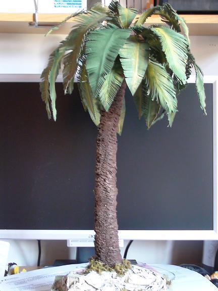 Como hago una hoja de palmera imagui - Como hacer una palmera artificial ...