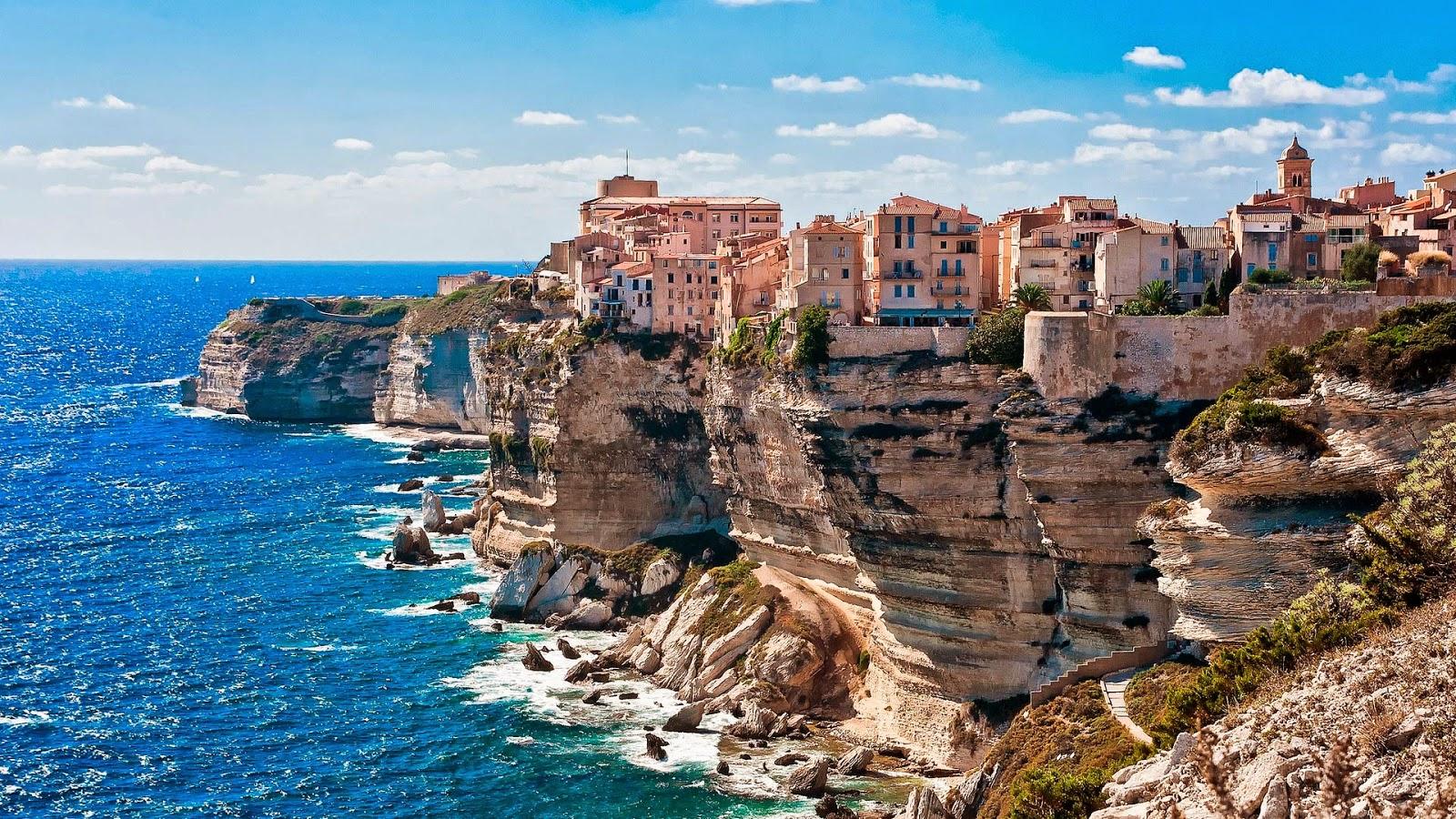 Visita Isla de Córcega, Francia