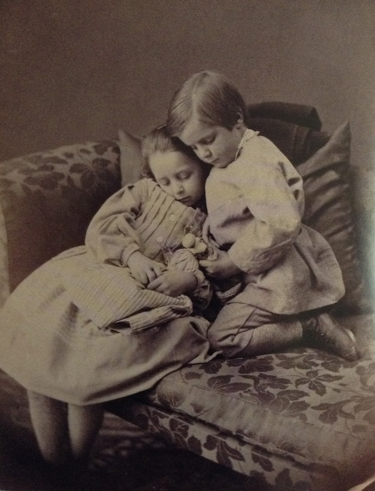 Грэм овенден фото детей