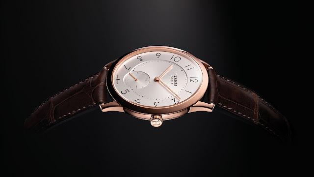 Hermès Slim d'Hermès Automatic Watch