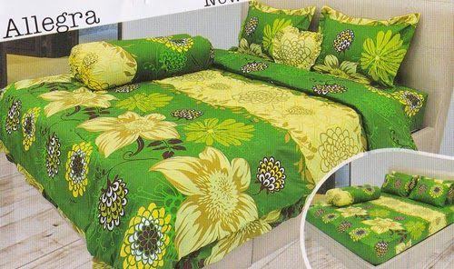sprei Lady Rose Allegra
