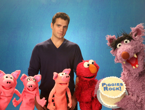 Henry To Explain What Respect Means On 'Sesame Street' 9/17