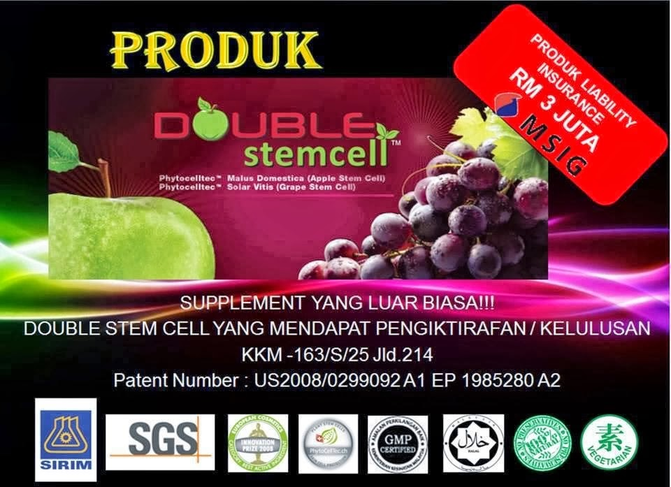 Di Sebalik MLM  Phyto Double Stem Cell