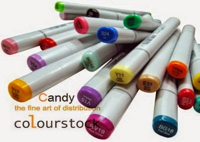 Candy bij Colourstock